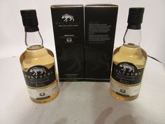 2 Flaschen WOLFBURN First General Release, 46 % vol. Whisky, Ebay, Flasks, Germany, Whiskey