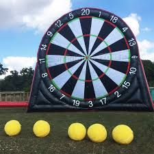 GIANT INFLATABLE DART BOARD INFLATABLE SOCCER DART GAME-http://www.footdartsforsale.co.uk/product/giant-inflatable-dart-board-inflatable-soccer-dart-game/