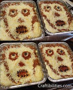 creepy, gross, halloween, party food ideas, kids parties, snacks, treats, eyeballs, snake eggs, spooky, zombie, finger food, slime, kitty litter cake, gummy tongues, bloody hand, scabs, brain, dog poo, vomit, meat skull, lunch meat, ham, roast beef,