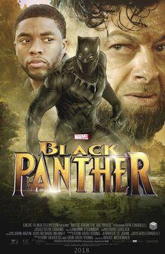 Kara Panter izle 2018 Türkçe Dublaj Black Panther Full HD