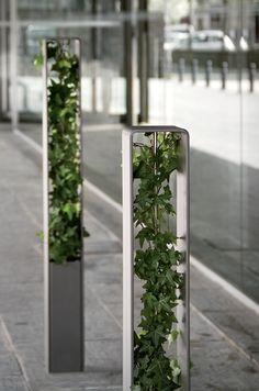 ATECH, mobilier et fleurissement urbain