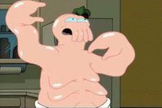 dancing weird futurama naked zoidberg #gif from #giphy