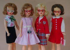 Tammy dolls.