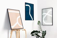 The Outline Collection is a line of stationary products designed by Tsto for Artek. The range includes various items ranging from posters to notebooks and memo pads. The motifs explore the forms of classic Artek products designed by Alvar Aalto such as th…