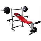 Centric Bench w/60kg Weight