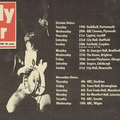 A Marc In Time...October 9th 1971 Melody Maker Trade advert