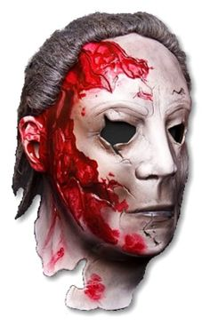 Halloween H20 Michael Myers Mask Adult One Size Licensed JMMM101 ...