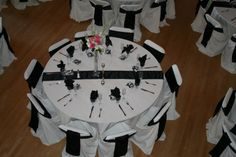 august table centerpiece wedding | Wedding at Elks Tower Wedding Table Decorations - Hannibal's Catering ...