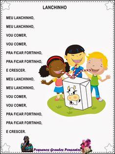 Música para Hora do Lanche - Educação Infantil Montessori Activities, Activities For Kids, First Step, Family Guy, Teaching, Education, Comics, School, Children