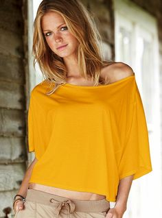 off the shoulder shirts <3