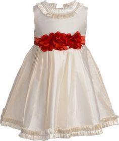 Toy Balloon Kids Baby Girl's Empire Waist Dress
