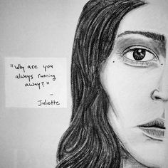 This is Juliette. She is a French girl with no family. She moved to America when her grandmother died. One evening she met a handsome young actor, Paser Vaughn. By the end of the night he would forget she existed at all. Find out more in The Truth Of His Demise by Erica Rose Anderson on Amazon. #draw #drawing #art #artist #she #her #character #story #book #ebook #charcoal #contrast #pen #pencil #prismacolor #french #america #actor #eye #emotion  #bw