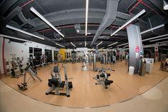 Sala de maquinas #fuerza #cardio- Ifitness Ponferrada