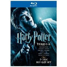 I want years 1-6 on BLU RAY + DVD combo pack!!  Or just BLU RAY!!!  I have year 7.