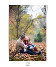 Fall Engagement Session | Newlin Grist Mill | Philadelphia Photographer | Krista Patton Photography