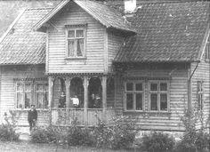 Tveranger huset