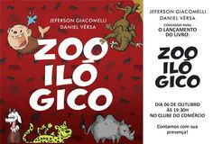 INFORMATIVO GERAL: Lançamento de livro - Jeferson Giacomelli e Daniel...