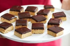 Buckeye Bars Recipe - Kraft Recipes