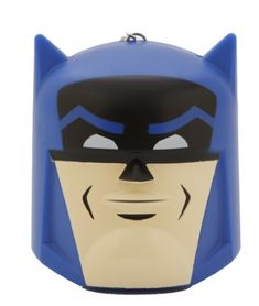 Warner Brothers Batman Portable Speaker - Blue (55082) Marvel.