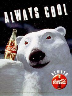 Back when Coke was cool