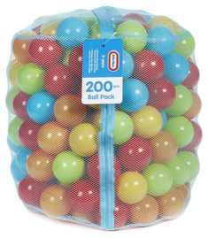Little Tikes Ball Pit Balls (100 Piece) $9.99 Free Shipping #LavaHot http://www.lavahotdeals.com/us/cheap/tikes-ball-pit-balls-100-piece-9-99/150928?utm_source=pinterest&utm_medium=rss&utm_campaign=at_lavahotdealsus