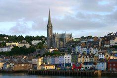 Cork Ireland | Cobh Ireland, a photo from Cork, South | TrekEarth