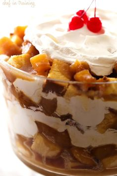 This pineapple upside down cake trifle deconstructs a perfect Southern classic into something even more sinfully delicious.