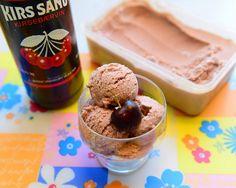 Det Mælkefri Køkken: Kirsebæris med kirsebærvin - mælkefri