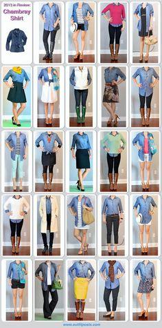 DicadeStilo | Multiplicando o guarda-roupa!