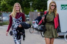 Best Street Style Copenhagen Fashion Week AW 17 - Image 77