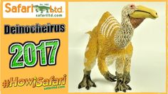 NEW 2017 Deinocheirus review from SpinoDude Reviews!