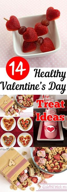 14 healthy valentines day treat ideas