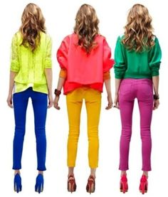 I want to pull this off. Love the colors