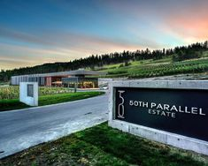 Parallel Estate Winery for 5 star food at the BLOCK ONE prepared by Executive Chef Kai Koroll and award winning Pinot Noir and aromatic white wines. Wine Tourism, Glamour Farms, Star Food, French Oak, Pinot Noir, Great View, Wine Country, British Columbia