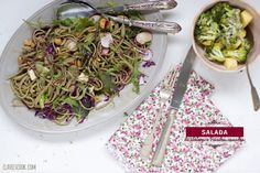 Uma salada cheia de dicas para as grávidas