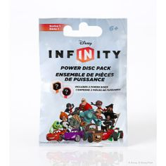 Disney Infinity Power Disc Pack (Universal): Accessories : Walmart.com
