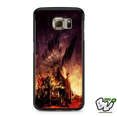 Nebula Galaxy Supernatural Samsung Galaxy S6 Case