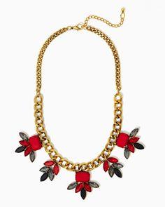 charming charlie | Five Times Fabulous Necklace | UPC: 410007024549 #charmingcharlie