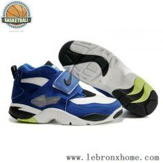 the latest 4ff98 b8a38 Nike Air Diamond Turf II Royal Blue White Black Shoes. Kobe 8 ...