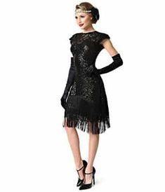 Unique Vintage Black Sequin Fringe Del Mar Flapper Dress Source by outfit for women in their dresses Great Gatsby Outfits, Great Gatsby Prom Dresses, Unique Dresses, 1920s Bridesmaid Dress, 1920s Dress Gatsby, Wedding Dresses, Gatsby Look, 20s Outfits, Flapper Outfit