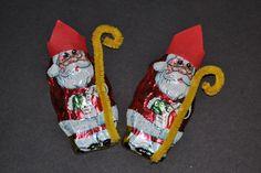 Santa turned St. Nicholas
