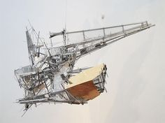 Lee Bul_Untitled Sculpture W2-2_2010