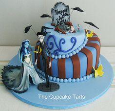 Corps Bride Cake