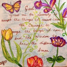 Serenity prayer original artwork gift alcohol ink on tile 6 x 6 inch ceramic, serenity, prayer, flowers, alcohol ink by APattonFineArt on Etsy Alcohol Ink Tiles, Beautiful Prayers, Serenity Prayer, Coloring Pages, Original Artwork, My Etsy Shop, Ceramics, The Originals, Flowers