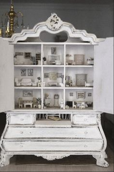 In today's post I'm sharing my latest china cabinet makeover and also sharing some different and creative uses for china cabinets. As you will see later in the post, they are not just …