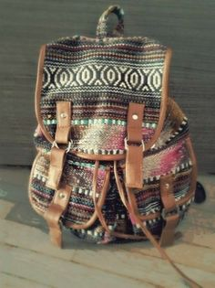 Main Hipster Accessories That Can Make You Adorable!:  Bag Cool Clothes Roadtrip Bags Backpacks Hipsters_large ~ hipsterwall.com hipster accessories Inspiration