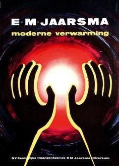 Jaarsma Moderne Verwarming by Frans Mettes (1960)