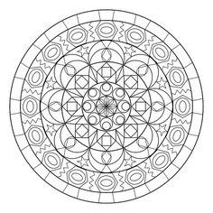 8 in Mandala