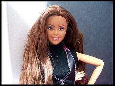 Hispanic david's bridal barbie