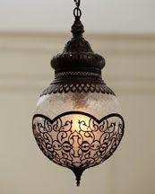 $895 Marrakech Pendant Lantern-Gothic Glam Lighting